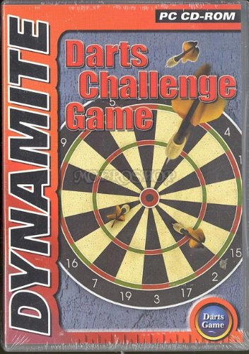Darts Challenge game - PC - UK FR