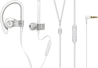Beats Powerbeats 2 Wired In-Ear Headphone - White (Renewed)