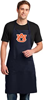 Broad Bay Auburn University Apron Large Size Top Auburn Gift Him or Her