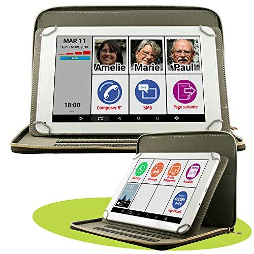 Mobiho Essentiel - La Tablette téléphone Mobile 10 Pouces...