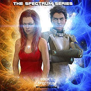 Spectrum audiobook cover art