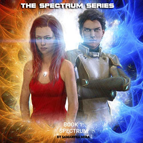 Spectrum     Book 1              By:                                                                                                                                 Samantha Mina                               Narrated by:                                                                                                                                 Jason Burkhead                      Length: 9 hrs and 26 mins     4 ratings     Overall 4.8
