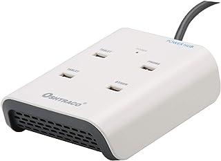 Oshtraco Mobipower 4-Port Power Hub USB Charging Station