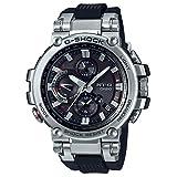 [カシオ] 腕時計 ジーショック MT-G Bluetooth 搭載 電波ソーラー MTG-B1000-1AJF メンズ ブラック