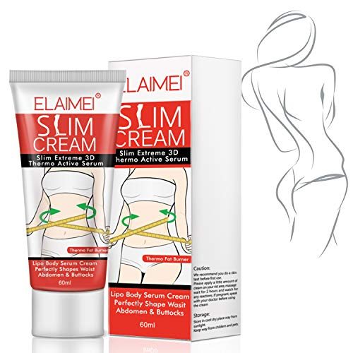 Hot Cream (2 Pack), Abdominal Cream– Belly for Women and Men Cellulite Removal Cream Fat Burner Six Pack Abs Muscle Stimulator Creams Leg Body Waist Effective Anti Cellulite Fat Burning