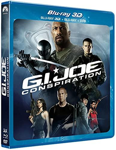 G.I. Joe 2 : Conspiration [Blu-ray] [Blu-ray 3D]