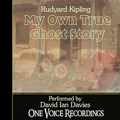 My Own True Ghost Story audiobook cover art