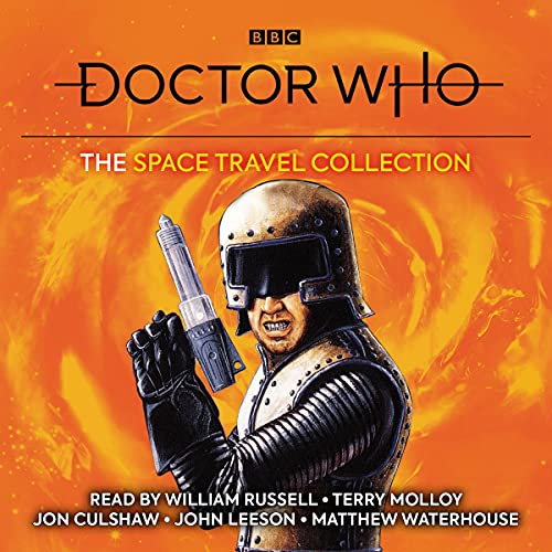 Doctor Who: The Space Travel Collection cover art