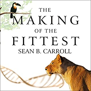 The Making of the Fittest audiobook cover art