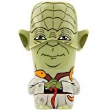 8GB Master Yoda Star Wars USB Flash Drive with Bonus preloaded Mimory Content, Limited Edition MIMOBOT Character by Mimoco