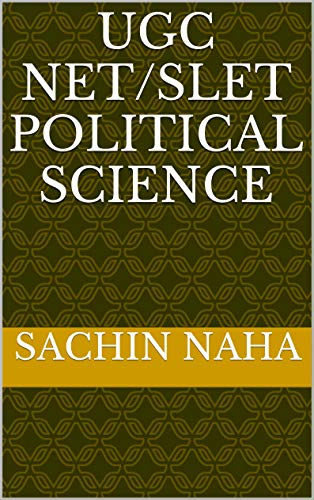 UGC Net/Slet Political Science