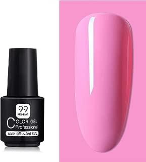 MSHING99 Gel Polish Set 7ML All For Manicure Semi Permanent Vernis top coat UV LED Gel Varnish Soak Off Nail Art Gel Nail Polish (M99_M44)