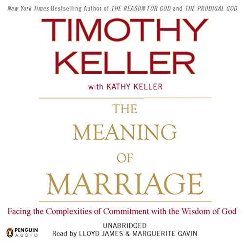 The Meaning of Marriage cover art