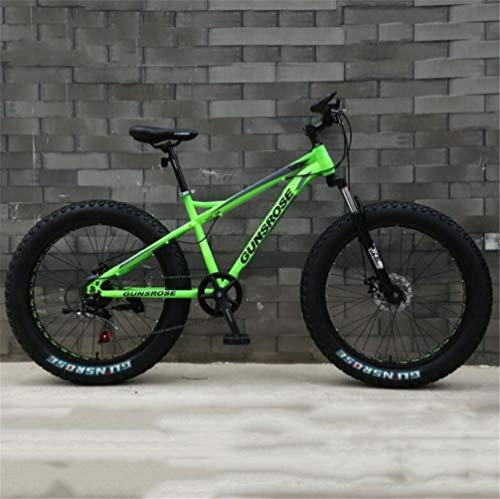 """Bicicleta de montaña de 24"""" modelo Nieve de Bbhhyy"""