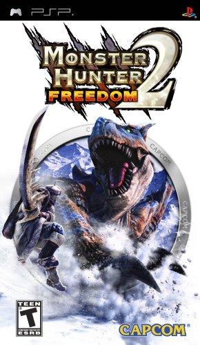 Monster Hunter Freedom 2 - Sony PSP by Capcom