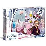 Schönheitslabor Disney Frozen 2 Set Zubehör zum Herstellen von Parfüm Seifen Die Eiskönigin Elsa...