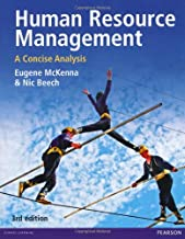 Human Resource Management 3rd edn: A concise analysis