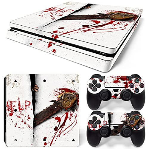 PS4 Slim Skins Console and Controller by...