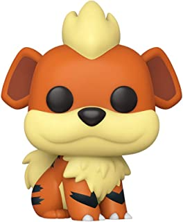 Funko Pop! Games: Pokemon - Growlithe, Multicolor