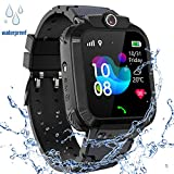 GPS Niños Impermeable Smartwatch, Reloj Inteligente Smart Watch...