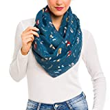 Infinity Scarf for Women Lightweight Fashion Scarves for Summer Fall (INF01-2)