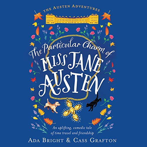 The Particular Charm of Miss Jane Austen cover art