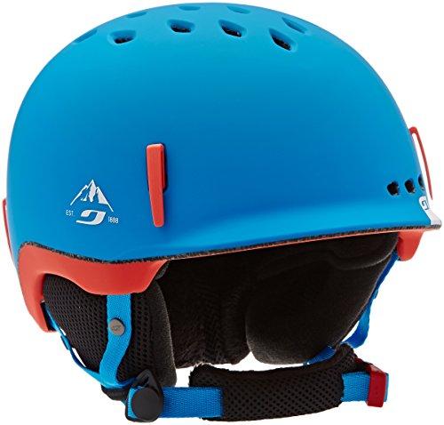Julbo freetourer Unisex Skihelm, Uni, Freetourer, blau/rot