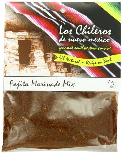 Los Chileros Fajita Marinade Mix, 2 Ounce