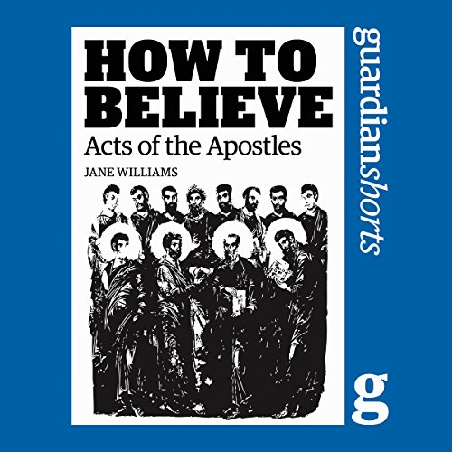 Acts of the Apostles audiobook cover art