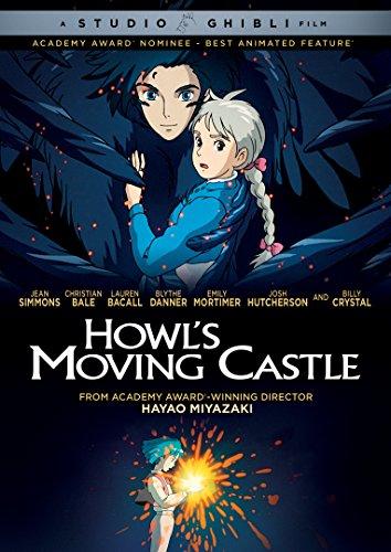 HOWL'S MOVING CASTLE - HOWL'S MOVING CASTLE (1 DVD)