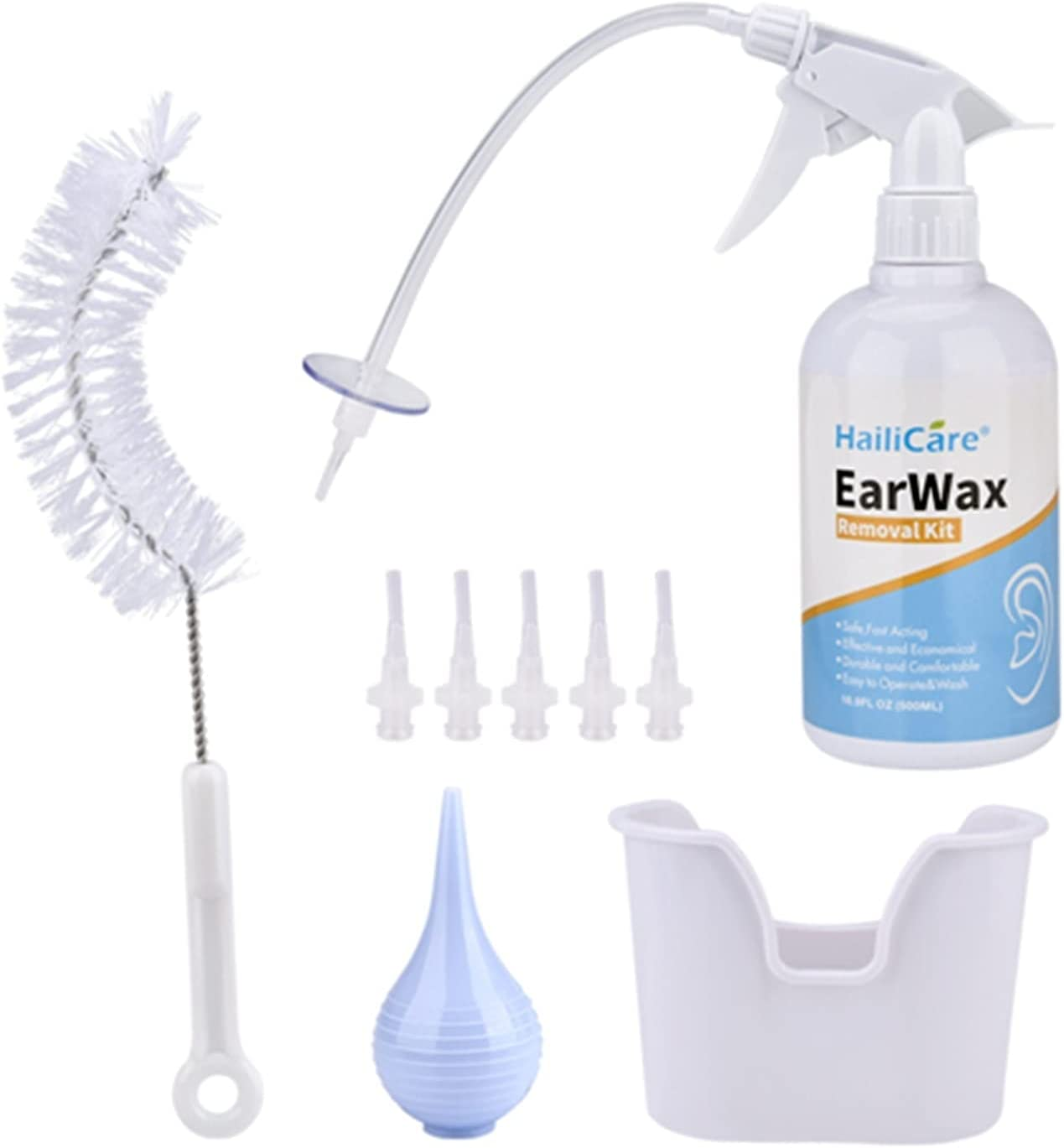 Pointedd Ear Irrigation Cleaning Kit Ea with Wax Removal New mail order Max 61% OFF