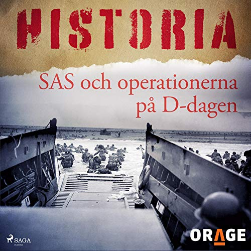 SAS och operationerna på D-dagen cover art