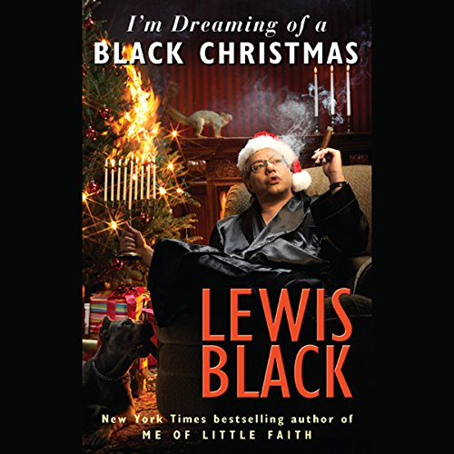 I'm Dreaming of a Black Christmas cover art