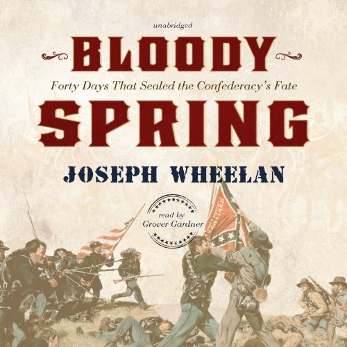 Bloody Spring audiobook cover art