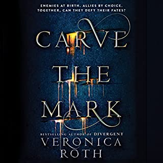 Carve the Mark cover art