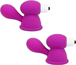 Men Toys Funny Women Nipple Sucker Breast Enlarge Vibrating Funny Women,Purple