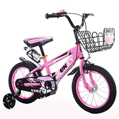 Jiamuxiangsi babyweegschaal, kinderfiets, voor 3-10 jaar, eenvoudige montage, kinderfiets met wielen