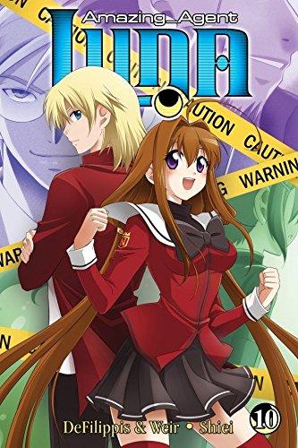 Amazing Agent Luna Vol. 10 (English Edition)