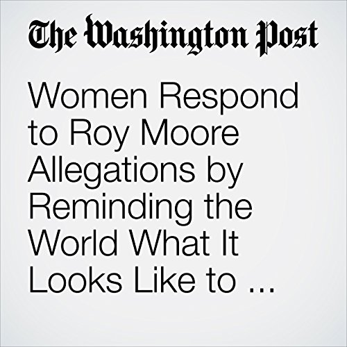 Women Respond to Roy Moore Allegations by Reminding the World What It Looks Like to be 14 copertina