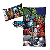 Marvel Avengers Assemble 3 Piece Plush Sleepover Set