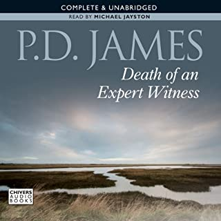 Death of an Expert Witness cover art