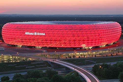 Jochen Schweizer Geschenkgutschein: FC Bayern Fußball-Fantage München für 2 (2 Tage)
