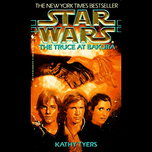 Star Wars: The Truce at Bakura cover art