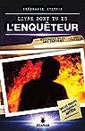 Livre dont tu es l'enquêteur : Mystères sous les cendres par Sylvain
