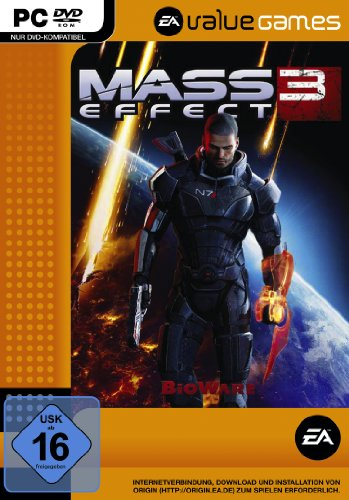 Mass Effect 3 [Software Pyramide] [Importación Alemana]