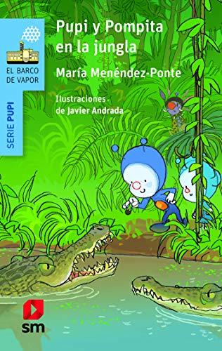 Pupi y Pompita en la jungla (El Barco de Vapor Azul)