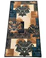 BuyElegant Modern Art Theme Rug / Runners for Kitchen, Bedroom, Lounge, Porch, Hallway, Corridor Mat Polyester Material / Tapestry Fabric: 100% Polyester Eco friendly latex backing to avoid slips Washable with Rubber hold at the back to reduce the ri...