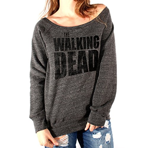 MUSH Felpa Fashion The Walking Dead The Grunge Title - Film by Dress Your Style