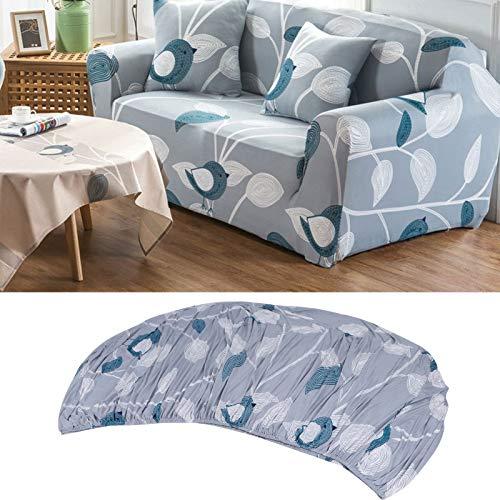 Sofa-Schutz, bequemer Sofabezug langlebig für Hotel für Sofa für Zuhause(Three People)