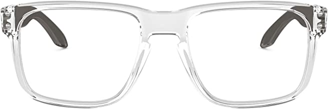 Oakley Men's Ox8156 Holbrook Square Prescription Eyeglass Frames